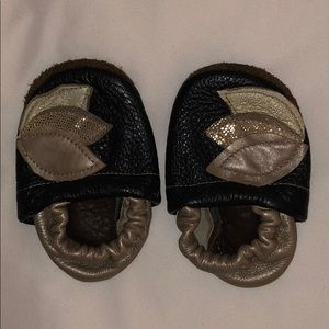 Other - Baby leather moccasins. Never worn.